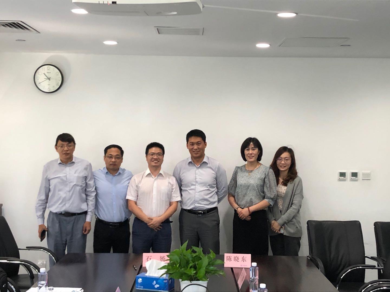 中国房地产投融资信息服务平台与天津金融资产交易所与天津金融登记结算中心正式签署战略合作协议