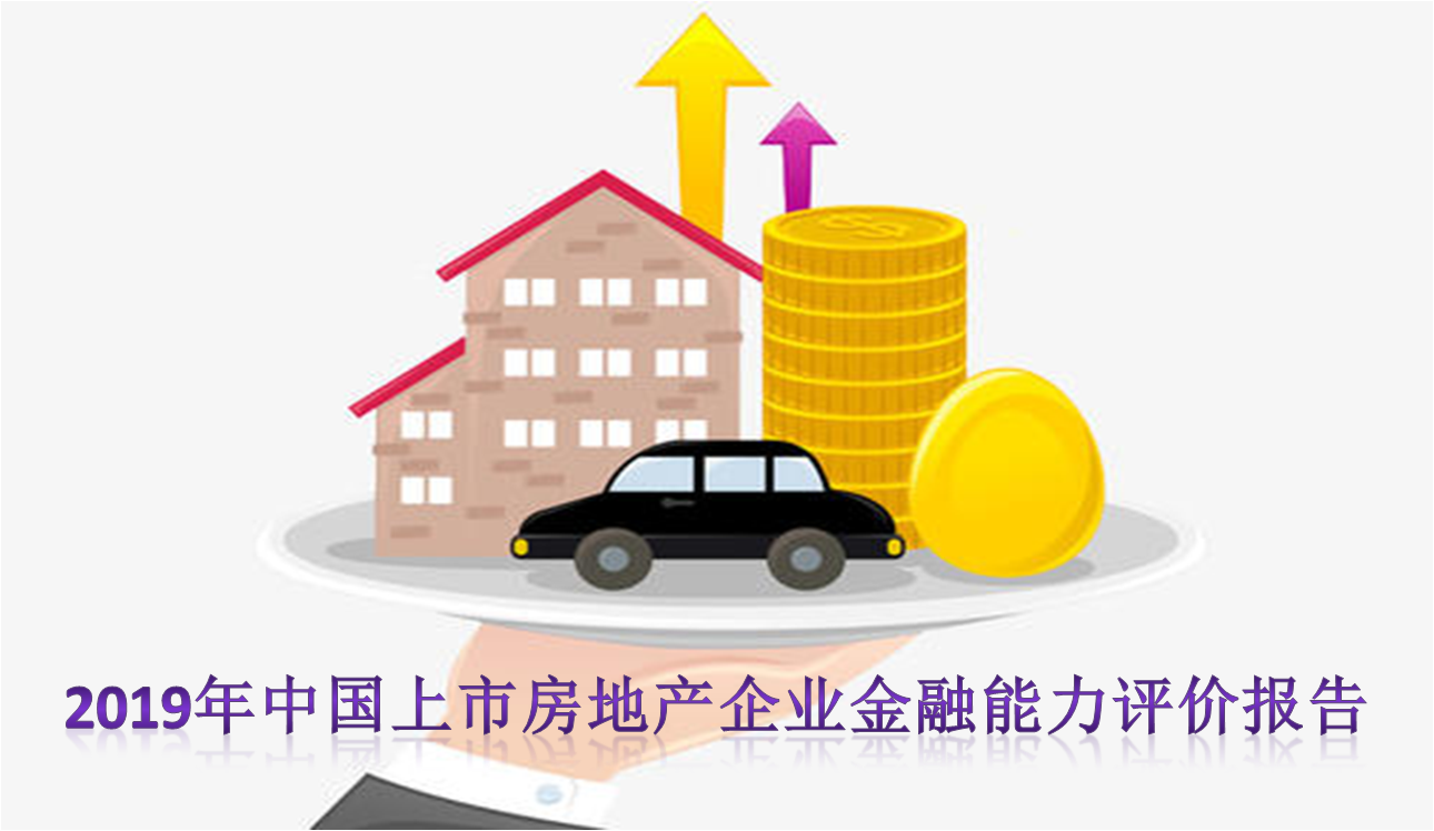 独家发布-2019年中国上市房地产企业金融能力评价报告
